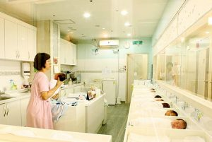 Sanhoo-Joliwon – The Post-Natal Facility in South Korea