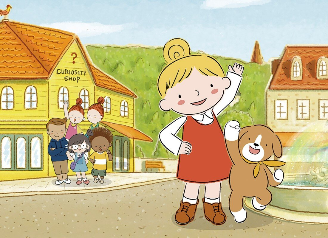 Read more about the article Basic Writing Rules for Children Animated TV Shows
